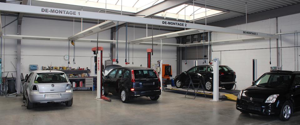 Colpaert garage carrosserie anzegem for Garage carrosserie depannage 64